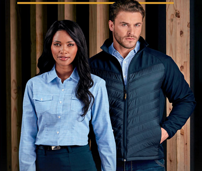 We supply corporate apparel