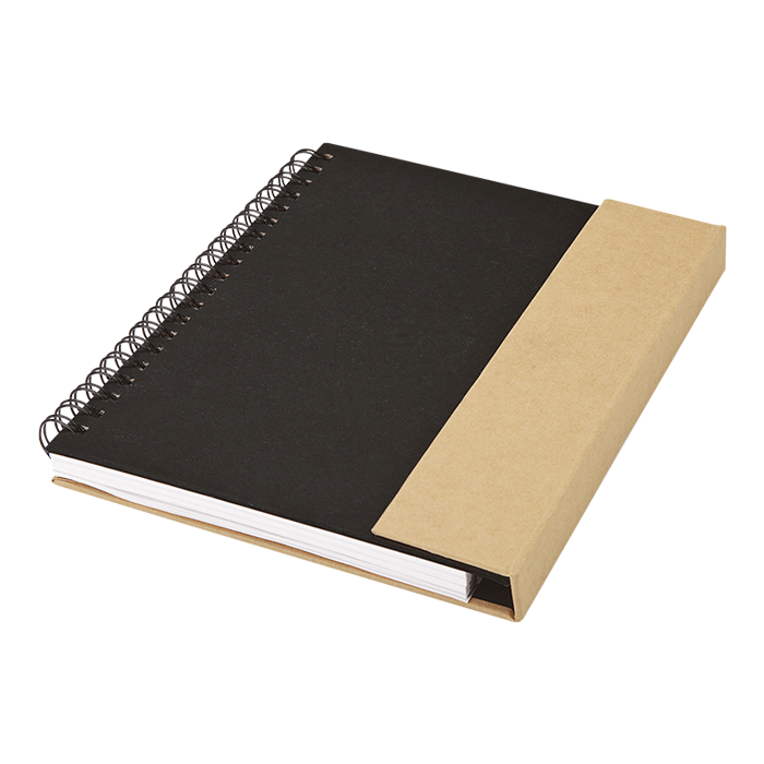 BF0045 - Recycled Notebook with Magnetic Flap