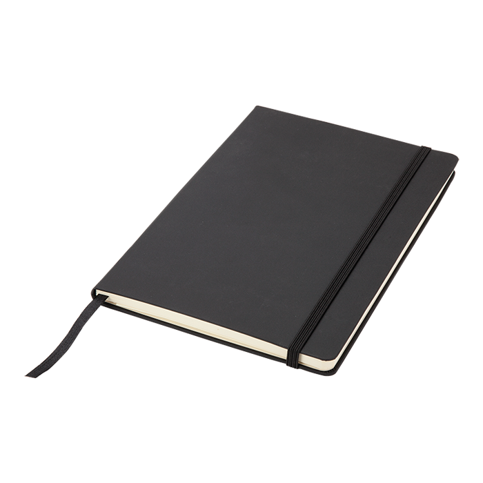 BF0035 - A5 Notebook with Elastic Band Closure