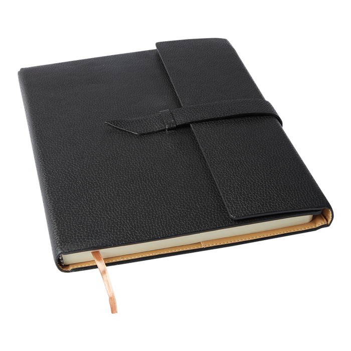 BF0049 - Executive A4 Notebook with Strap