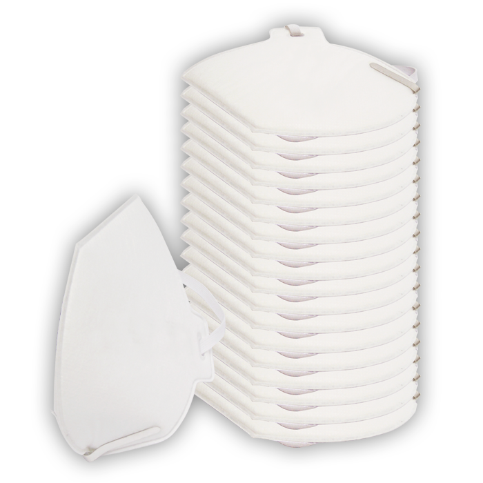 Dust Masks - SABS Approved - FFP2 (Box of 20) (WA0
