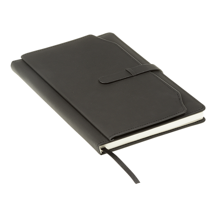 BF0065 - A5 Notebook with Outer Pouch