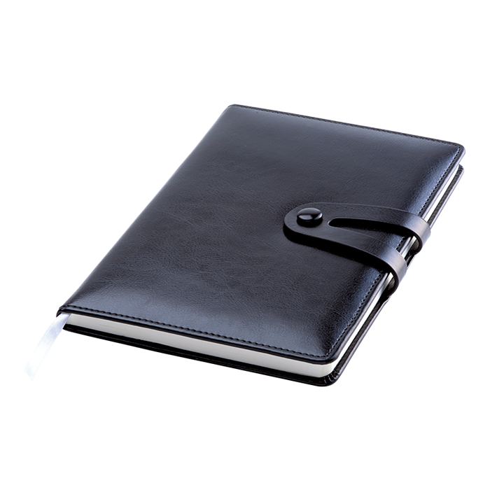 BF0089 - Exclusive Double Strap Design Notebook