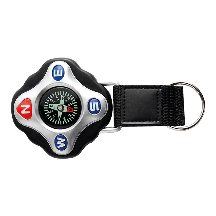 BK3735 - Plastic Compass on Strap