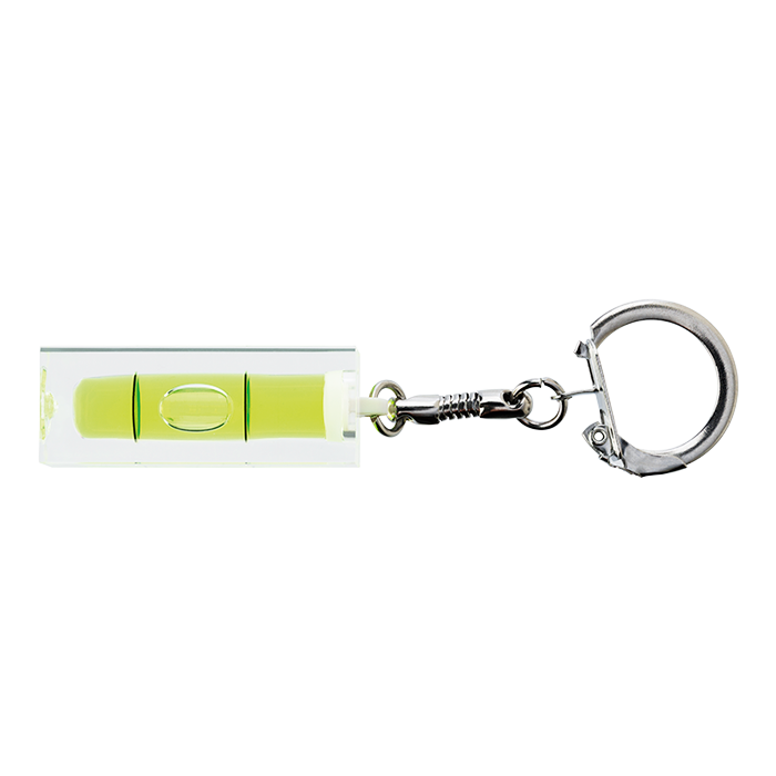 BK7126 - Spirit Level Keychain