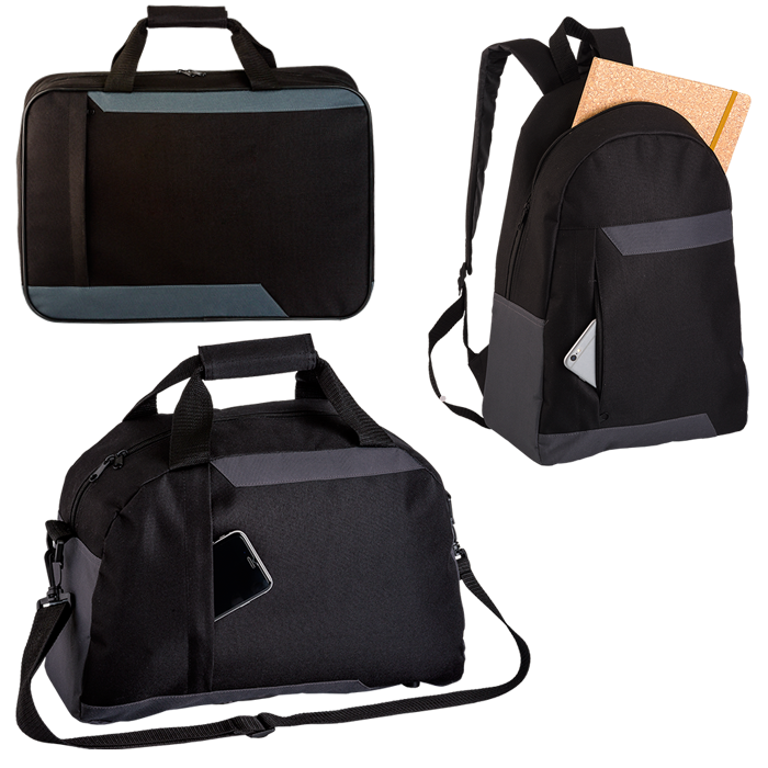 BB0182 - 3 Piece Travel Bag Set