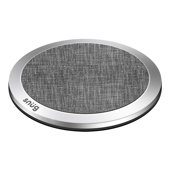 SN0019 - Snug Fast Wireless Desktop Plate Charger