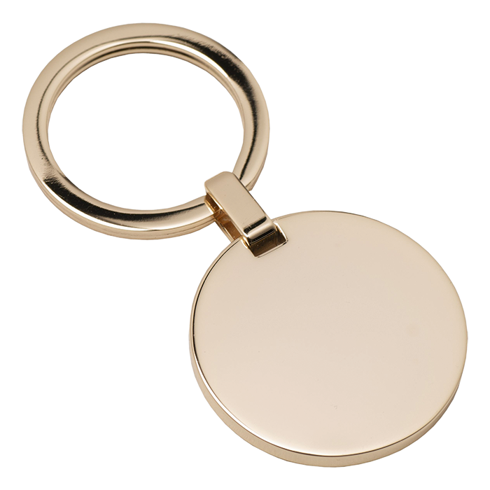 NR0012 - Nina Ricci Key Ring Medaillon