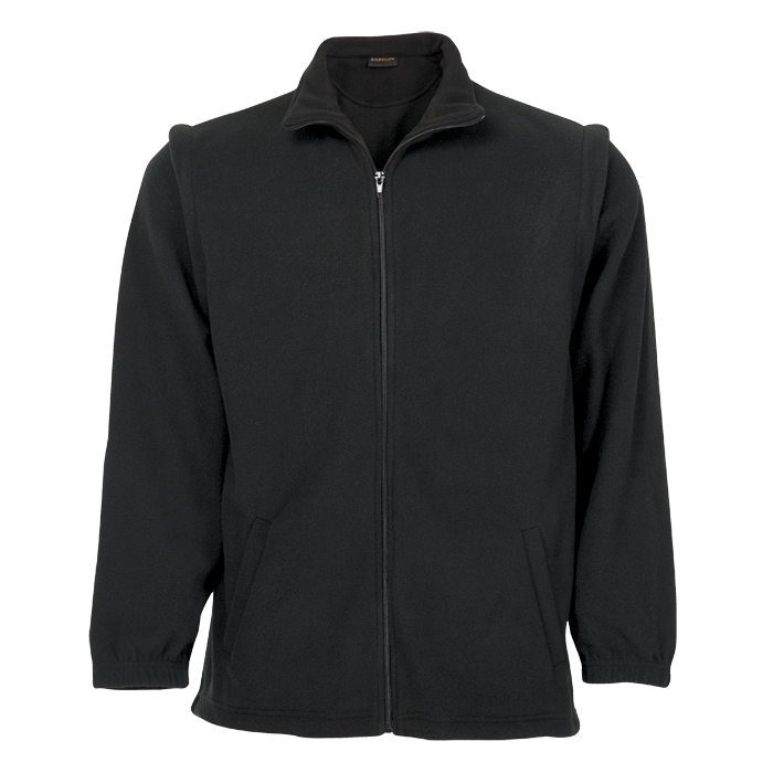 Mens Ultra Micro Fleece (with zip Off sleeves) (MI